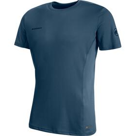 Mammut Sertig - T-shirt manches courtes Homme - bleu